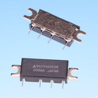 MITSUBISHI RF Power MOSFET Amplifier Modules, 440-520MHz, 7W